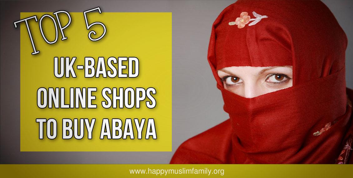 Abaya UK Online Shops