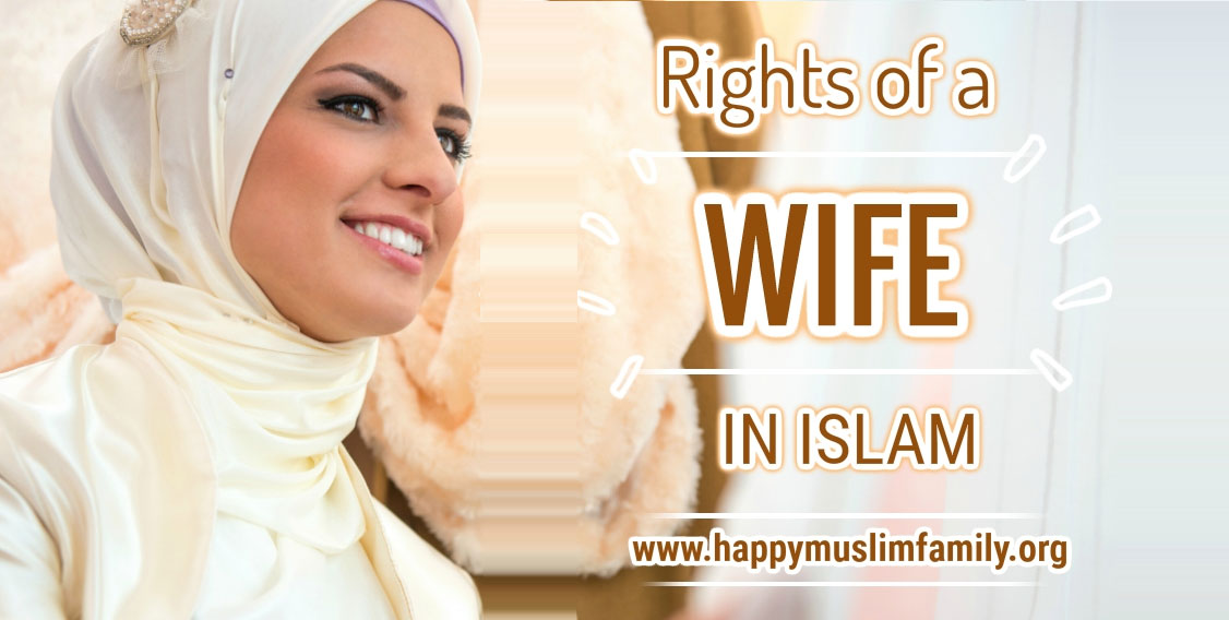rights of a wife in islam