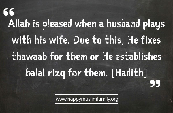 rights of wife in islam quotes