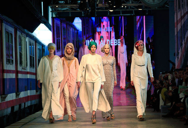 Modanisa-Istanbul Modest Fashion Week