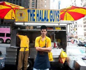 Muslim food